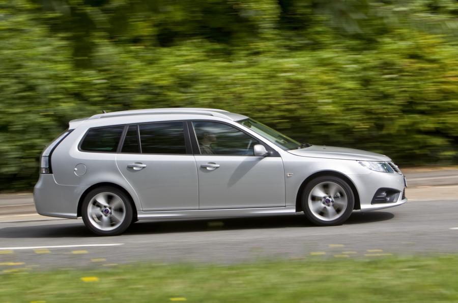 £24,120 Saab 9-3 Sportwagon