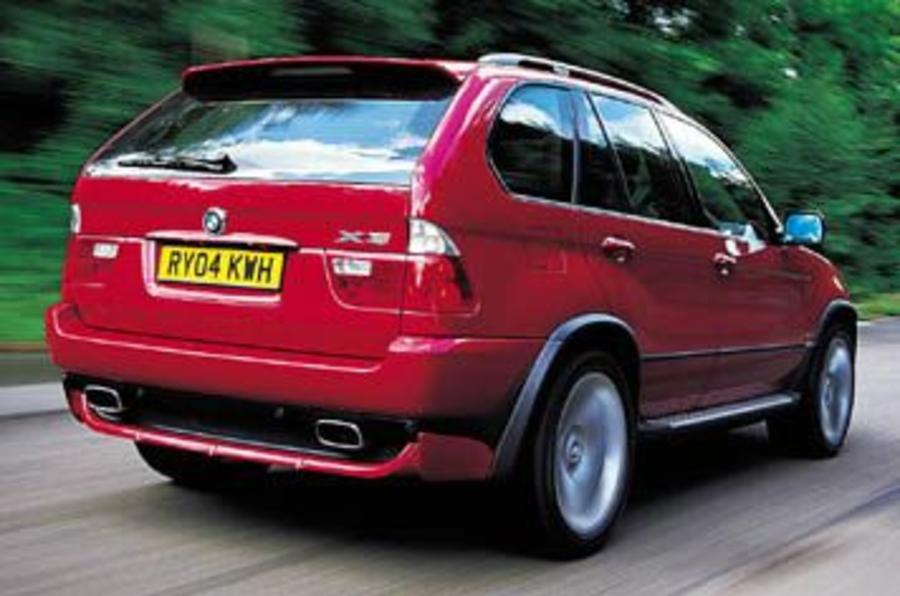 Bmw X5 4 8is Review Autocar