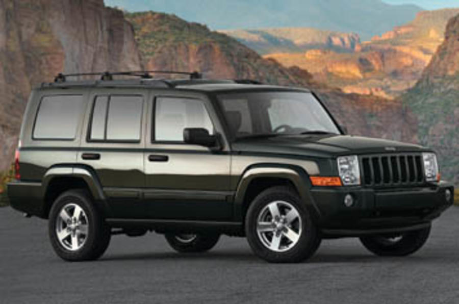 jeep commander 5 7 v8 review autocar. Cars Review. Best American Auto & Cars Review