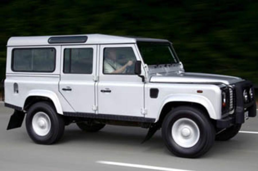 land rover defender 90 td5 review autocar. Black Bedroom Furniture Sets. Home Design Ideas