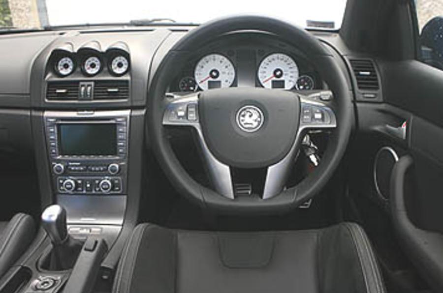 Vauxhall VXR8 6.2 V8