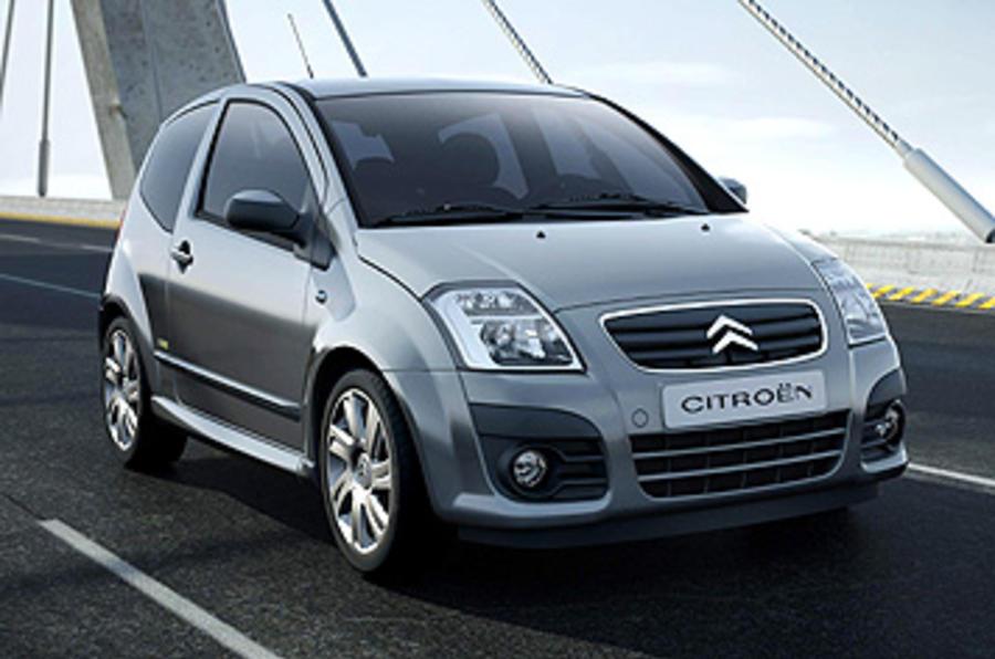 Citroën C2 1.6 HDi VTS