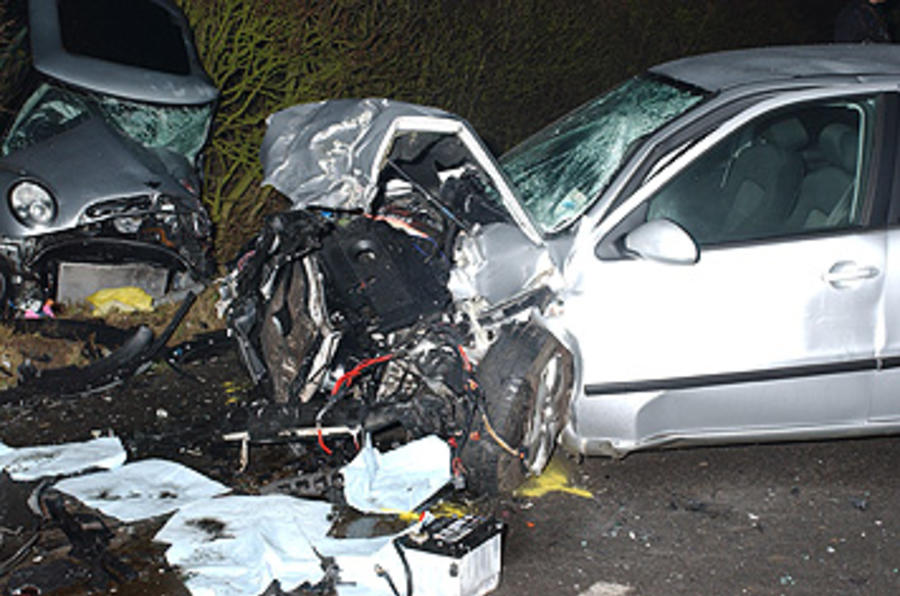 Road deaths lower now than ever