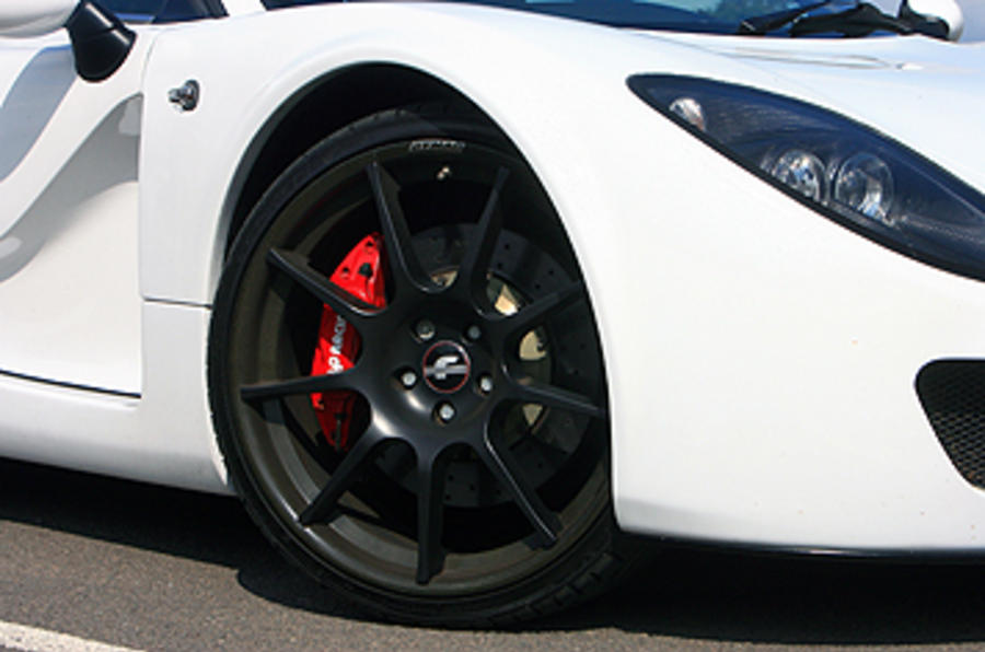 Farbio GTS-400 alloy wheels