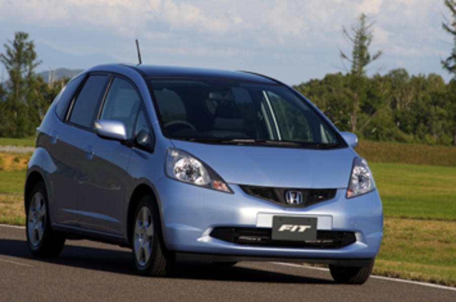 honda jazz 1 4 hatchback first drive. Black Bedroom Furniture Sets. Home Design Ideas
