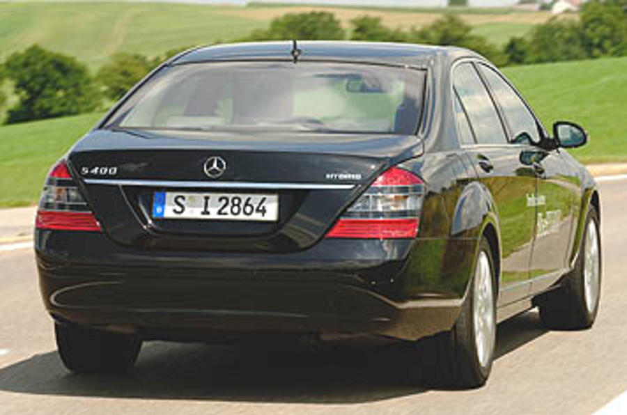 Mercedes-Benz S400 BlueHybrid