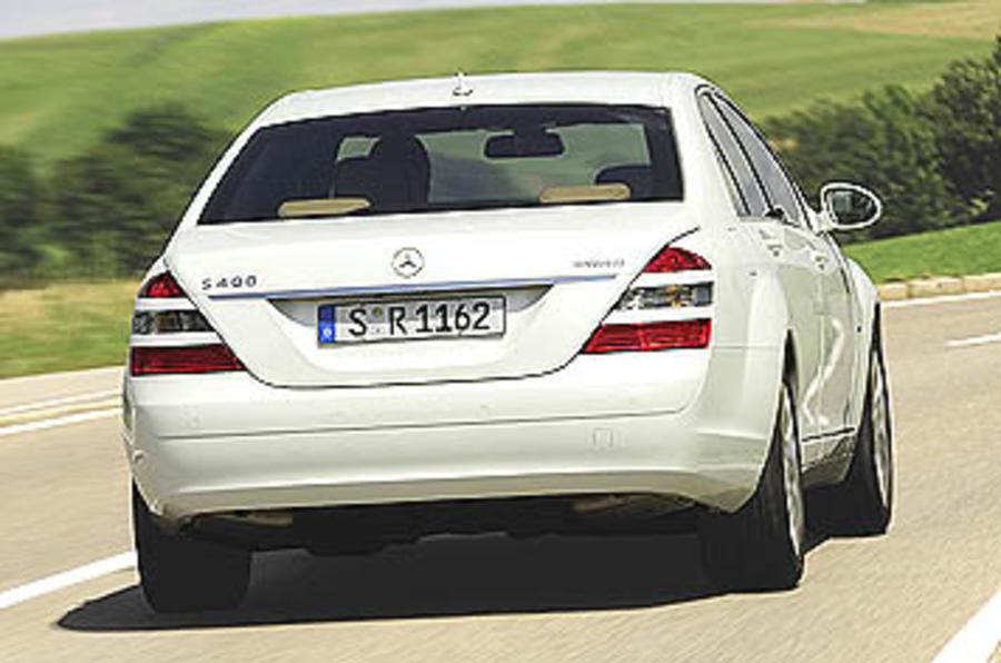 Mercedes-Benz S 400 BlueHybrid