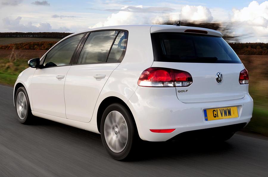 Volkswagen Golf 1.6 TDI 105 SE
