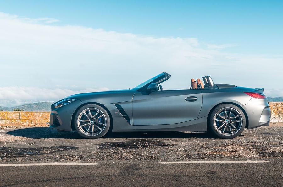 BMW Z4 2018 review - static side