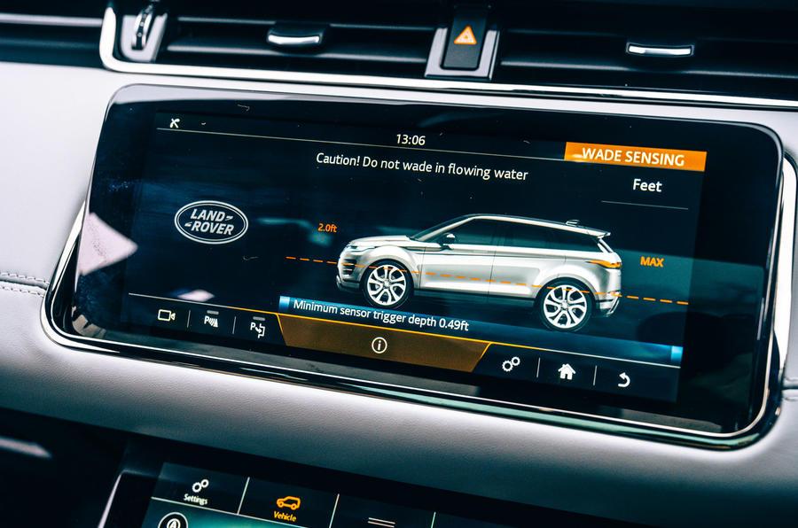 19 Land Rover Range Rover Evoque 2021 : essai routier et présentation hors route