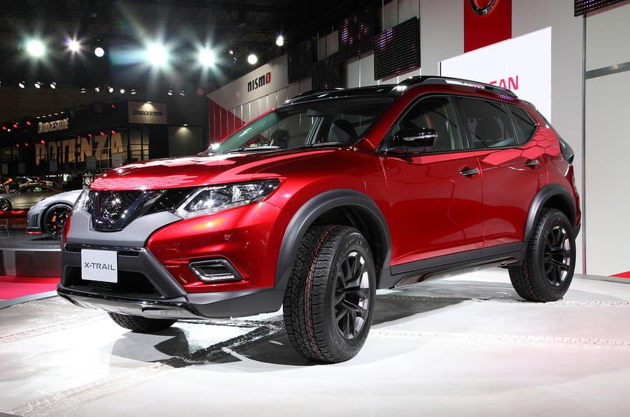 2014 Nissan Rogue Features >> Tokyo Auto Salon 2014 show gallery | Autocar