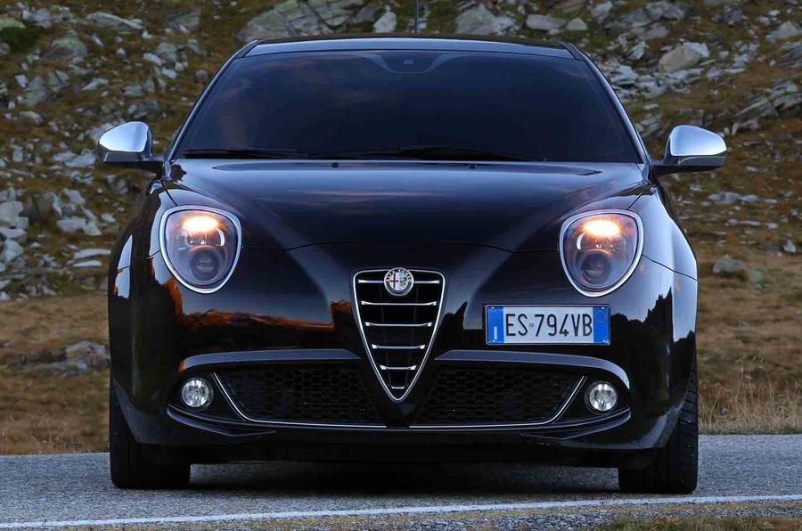 2014 Alfa Romeo Mito first drive review