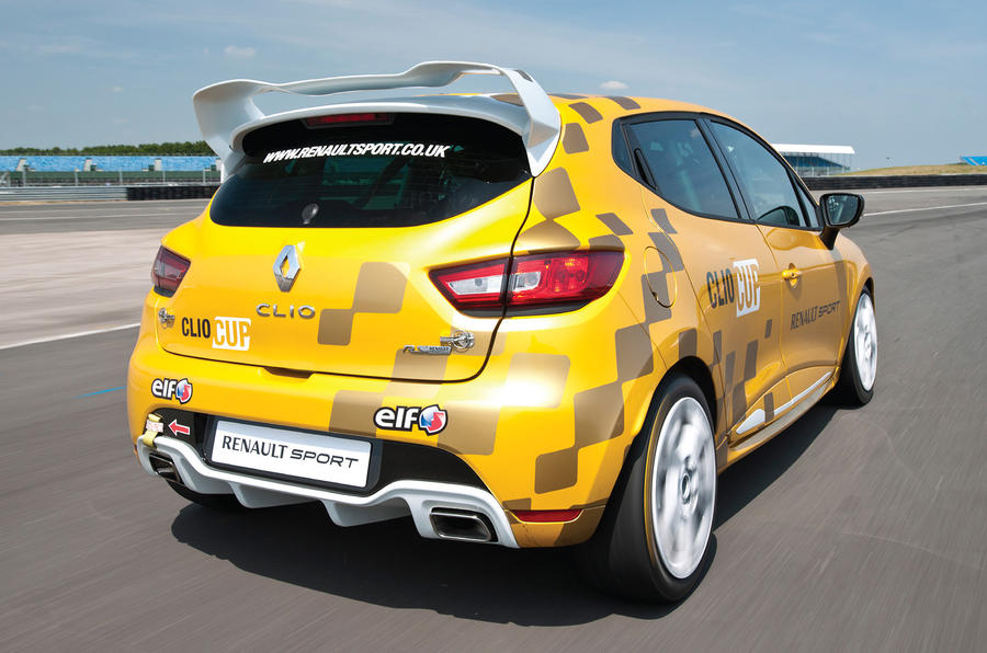 Renault reveals new Clio and Megane performance models