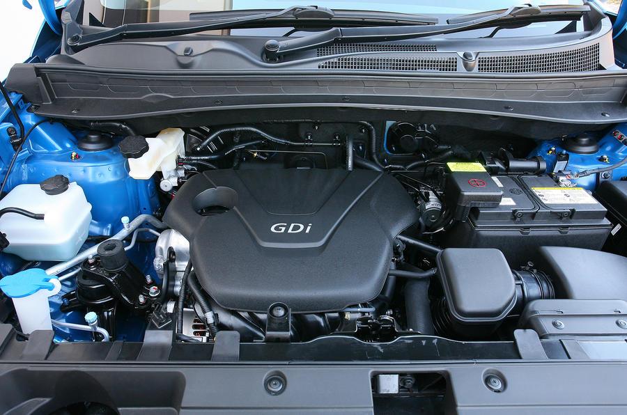 Kia Sportage 1 6 Gdi 1 Review Autocar