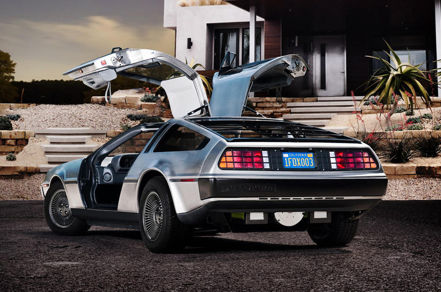 Electric DeLorean DMC-12 planned