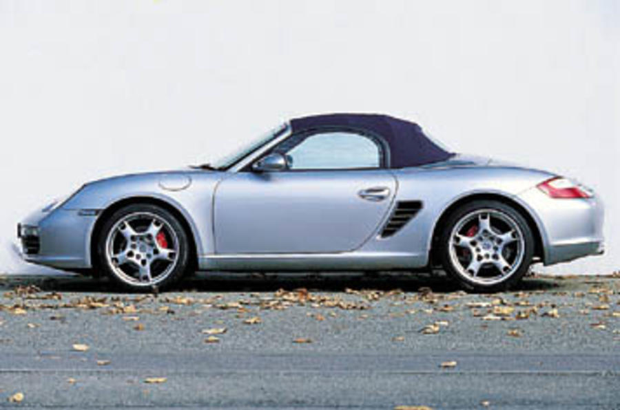 porsche boxster s 3 2 review autocar. Black Bedroom Furniture Sets. Home Design Ideas