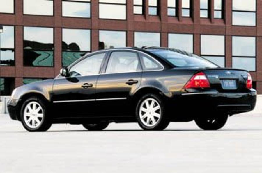 Ford Five Hundred Review Autocar