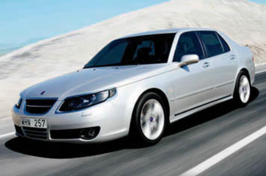 Saab 9-5 2.3 HOT