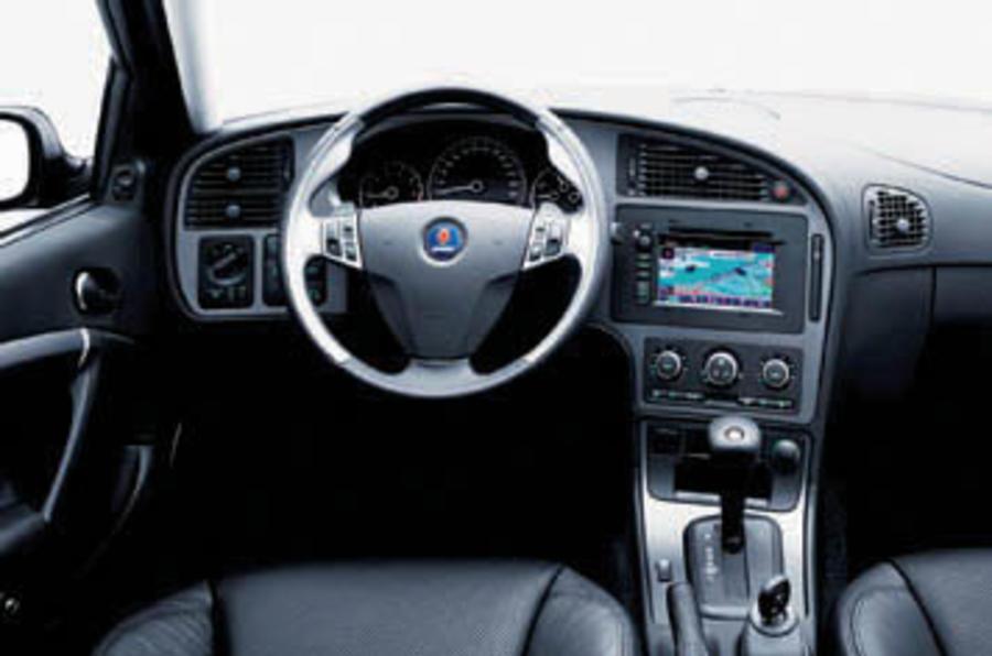 saab 9 5 2 3 hot review autocar rh autocar co uk Saab 9-5 Intercooler Saab Repair Manual 2004