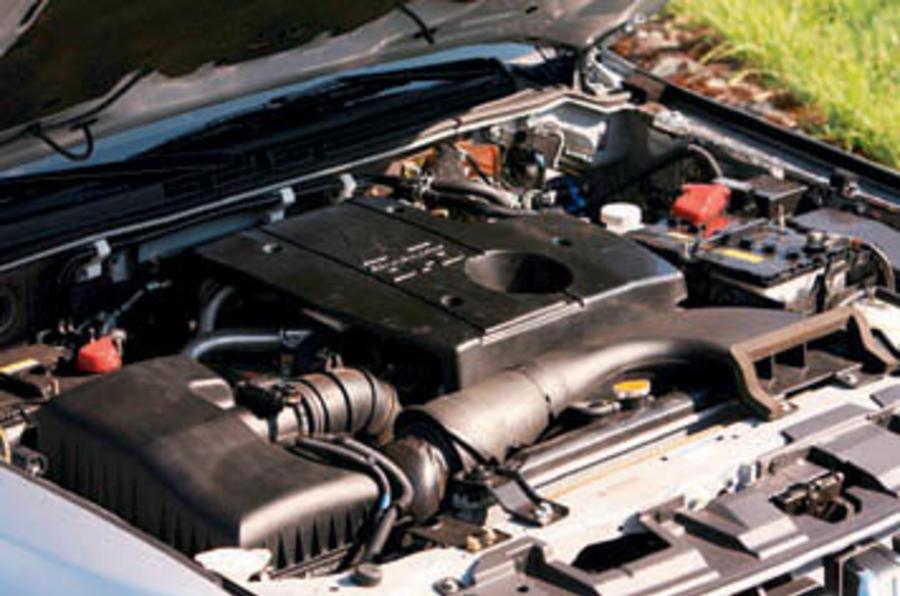 Mitsubishi Shogun 3.2 Di-D