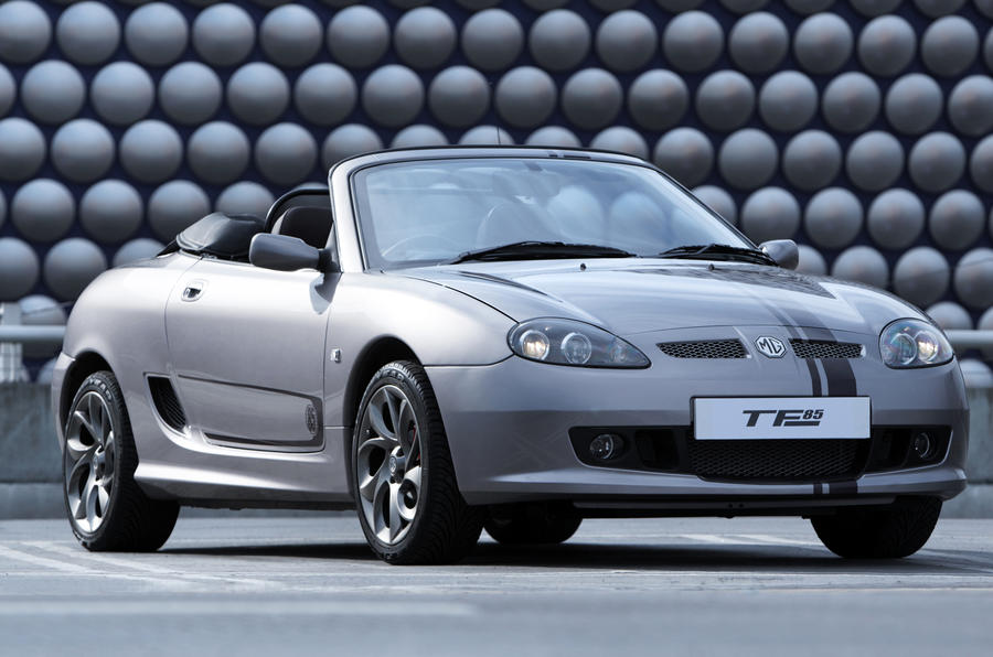 MG TF 85th Anniversary