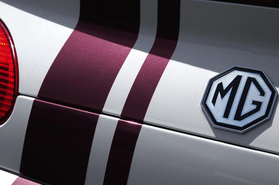 MG TF 85th Anniversary