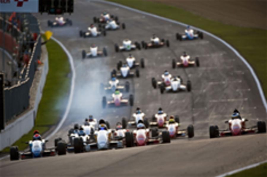 Pics: Formula Ford Festival 2009