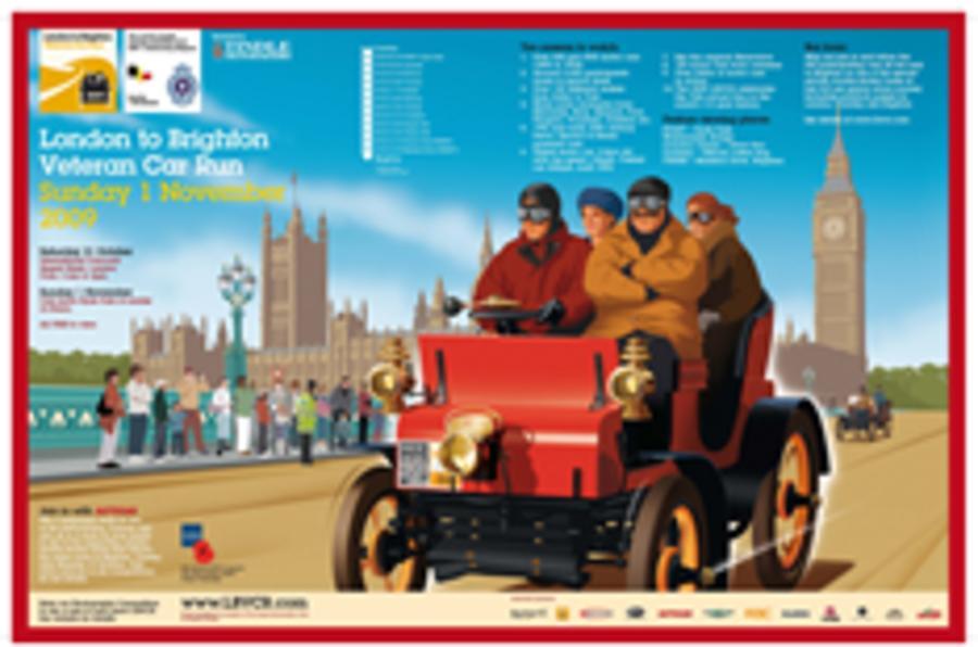 Win a London-Brighton ride!