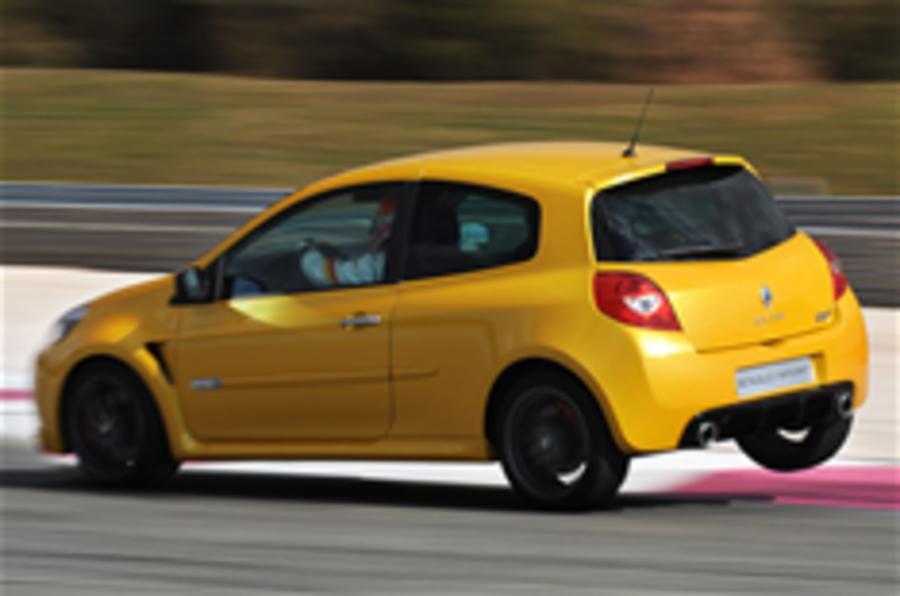 Renaultsport history in pics