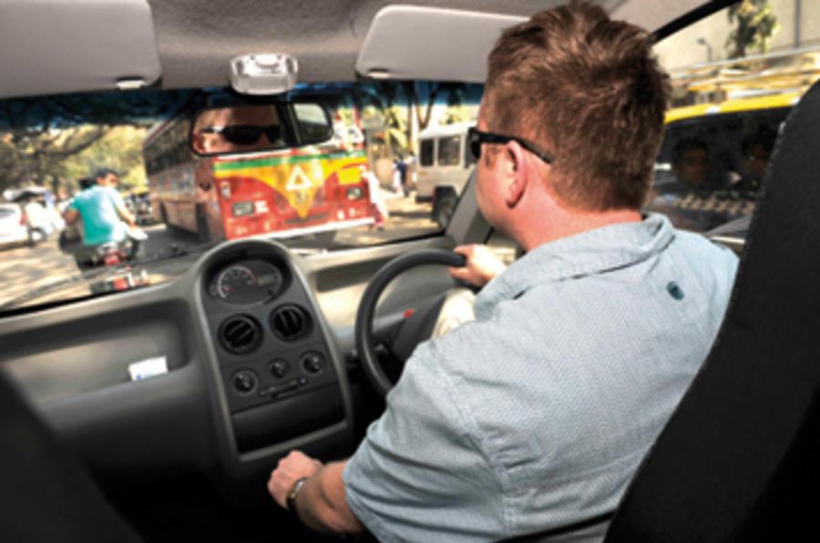 Etiquette advice for drivers