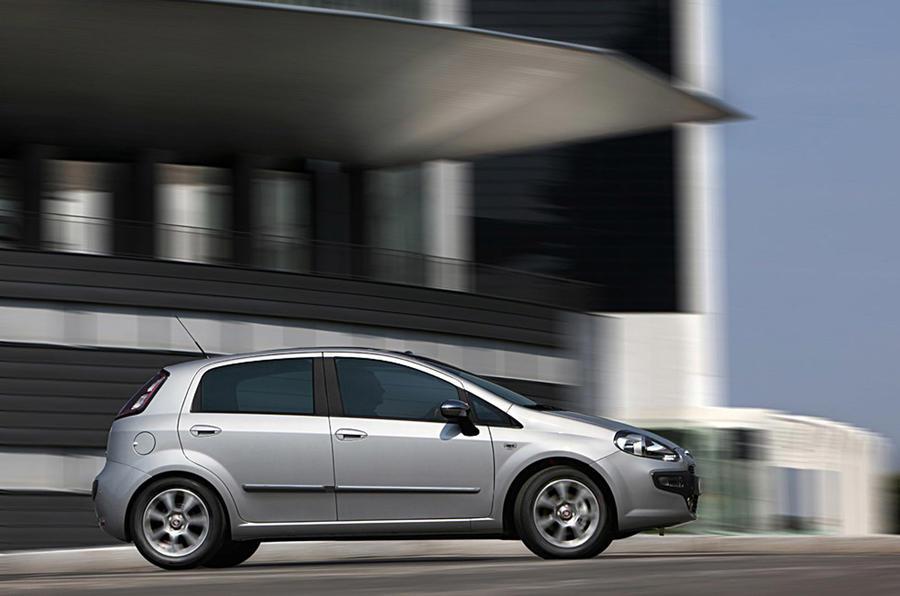 Fiat Punto Evo 1.4 MultiAir 105
