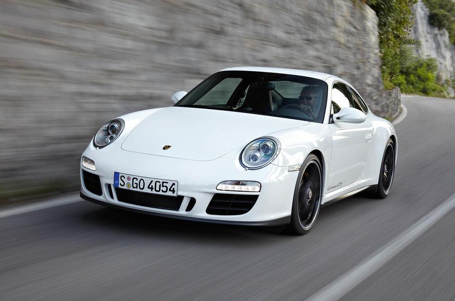 402bhp Porsche 911 Carrera GTS