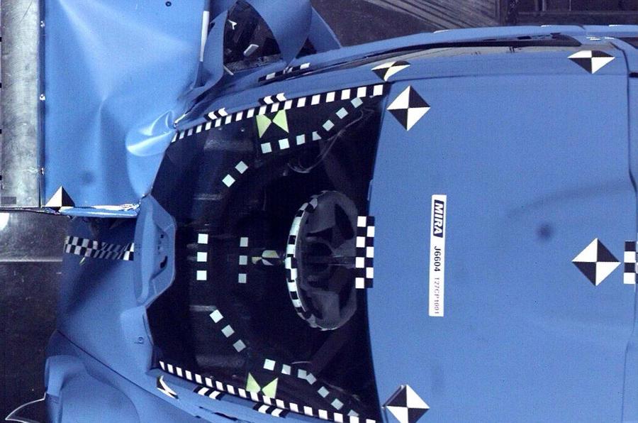Murray T.27 passes crash test