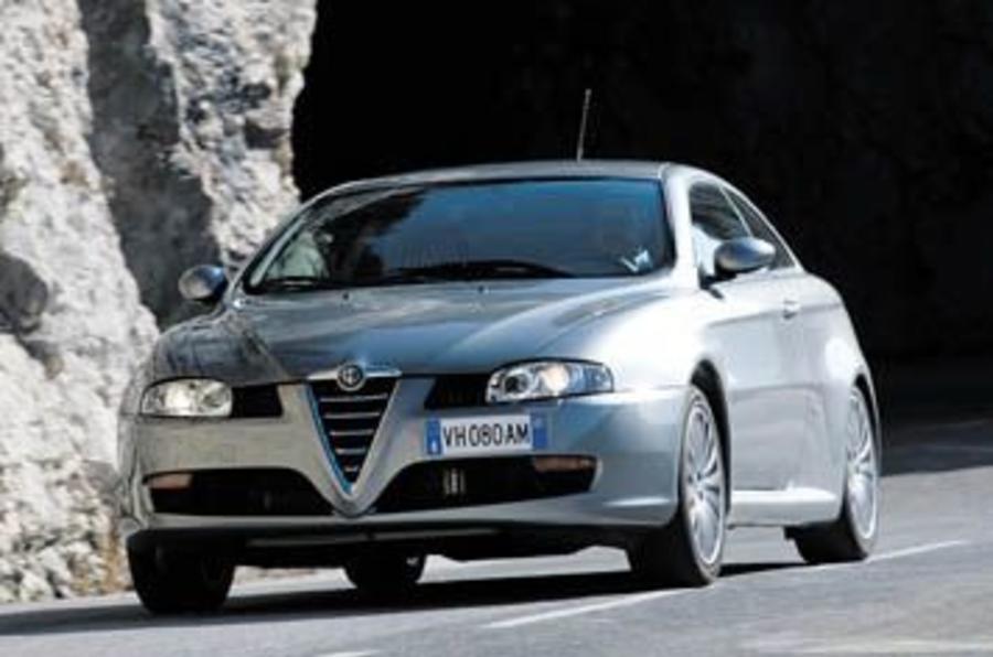 alfa romeo gt 1.9 jtd review | autocar