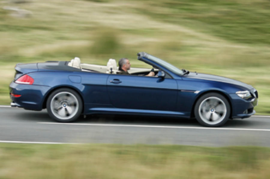 BMW 635d Sport Convertible
