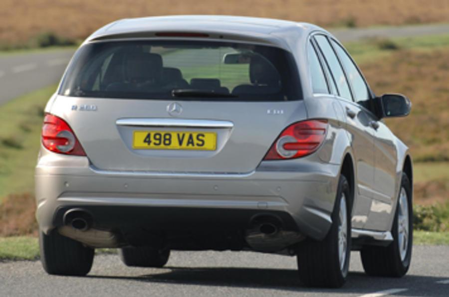 Mercedes R280 CDI