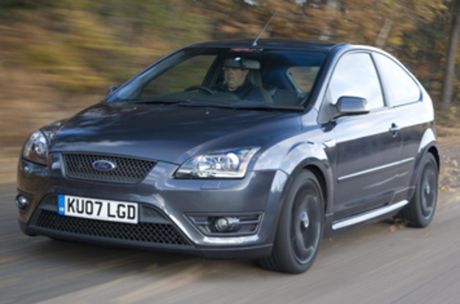 BBR Ford Focus ST-350