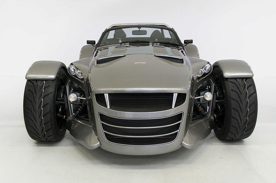 Donkervoort D8 GTO revealed