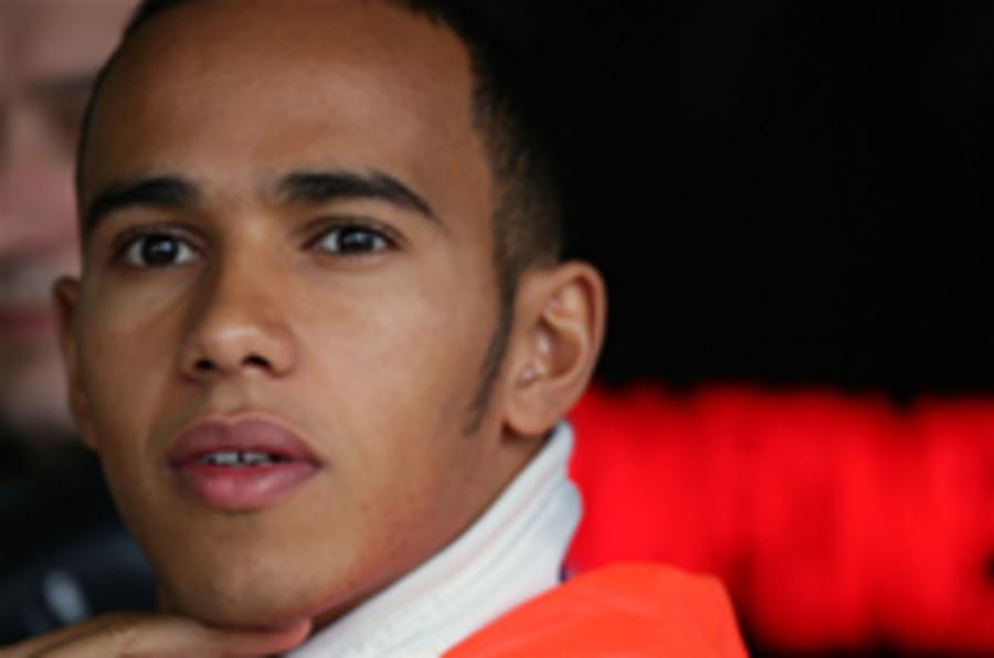 Hamilton gets driving ban