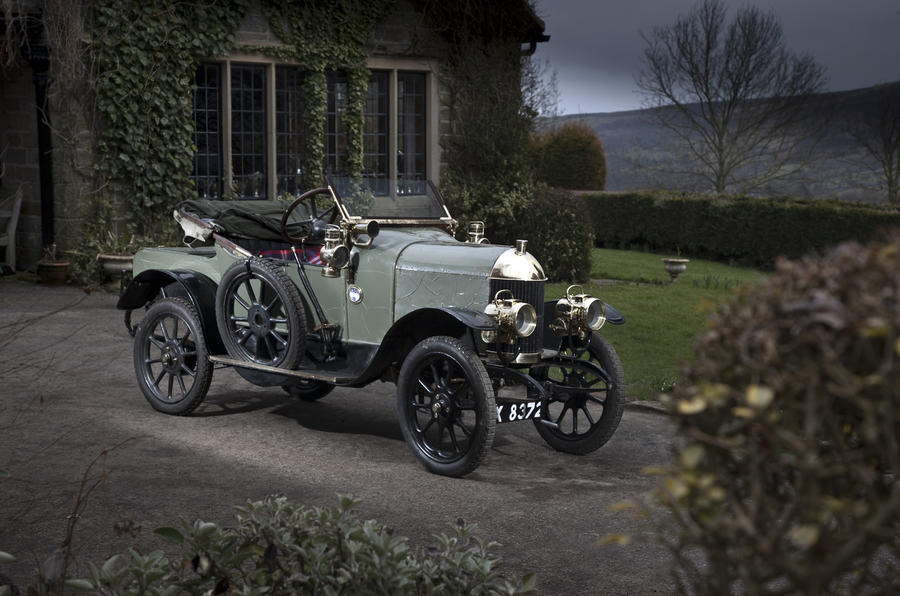 100 years of the Morris factory