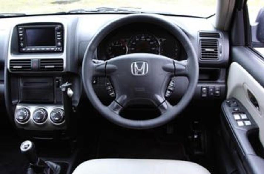Honda CR-V 2.2 i-CTDi review | Autocar