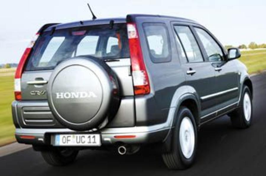 Honda Cr V 2 2 I Ctdi Review Autocar