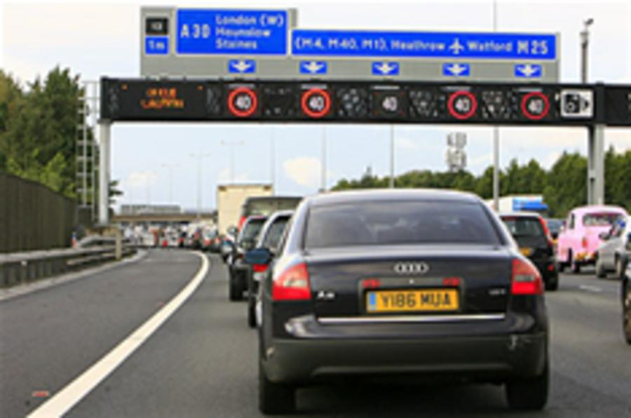 Controversy over M25 contract
