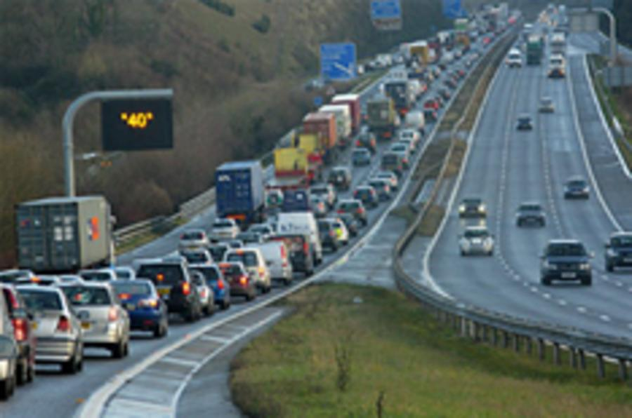 Drivers 'lack road policy interest'