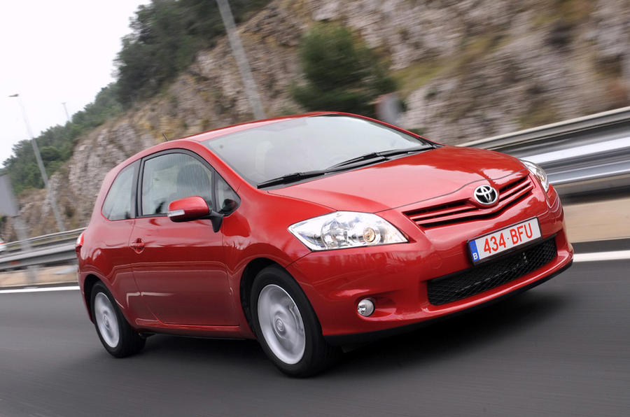 Toyota Auris 1.4 D-4D MultiMode