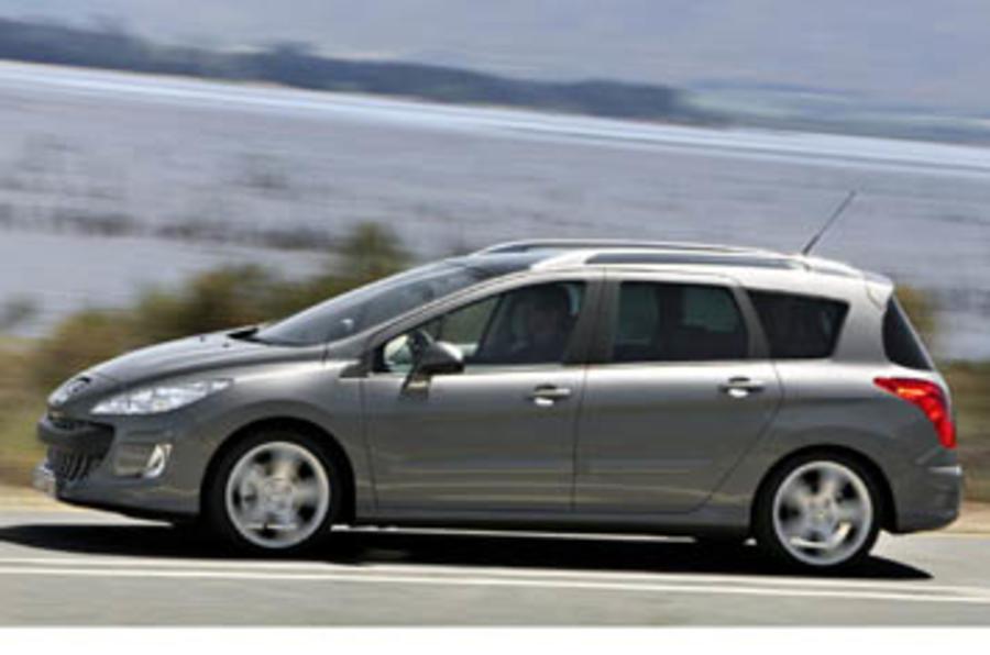 Peugeot 308 SW 1.6 HDi
