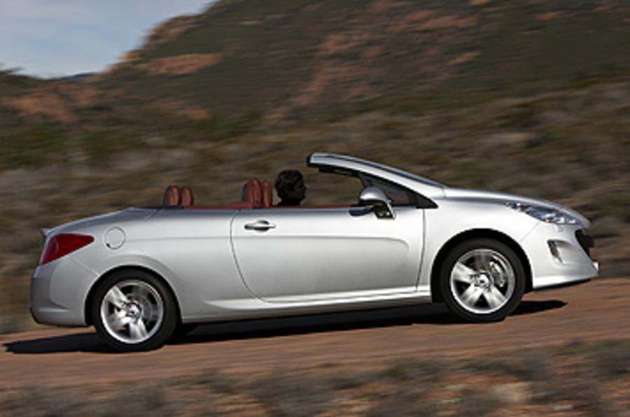 Peugeot 308 1.6 THP CC