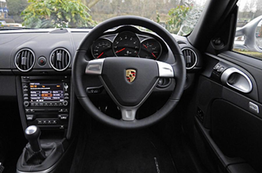 Porsche Cayman 2.9