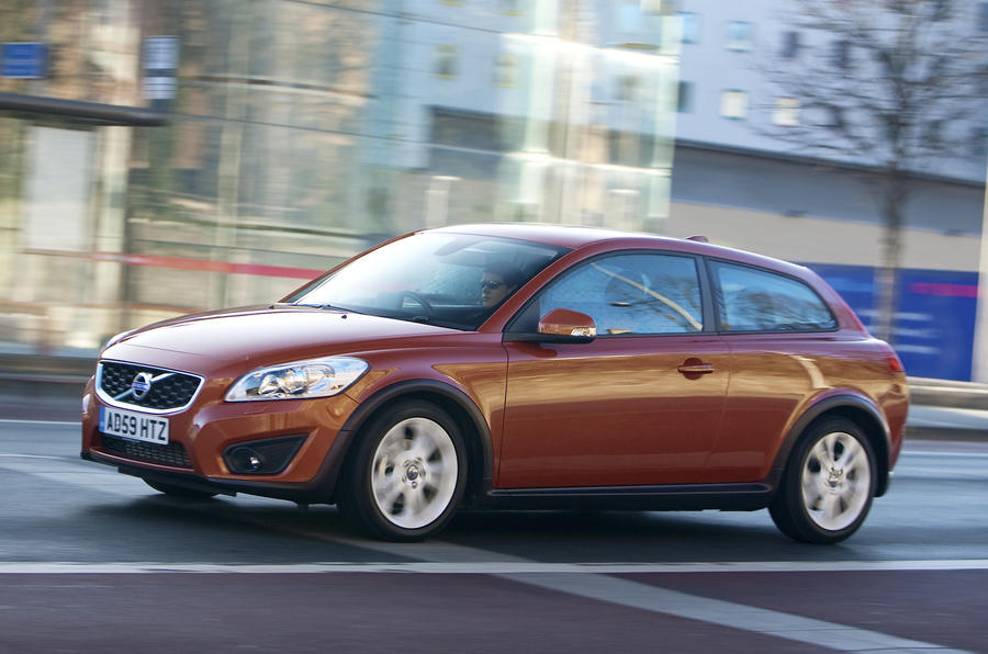 Volvo C30 2.0D SE