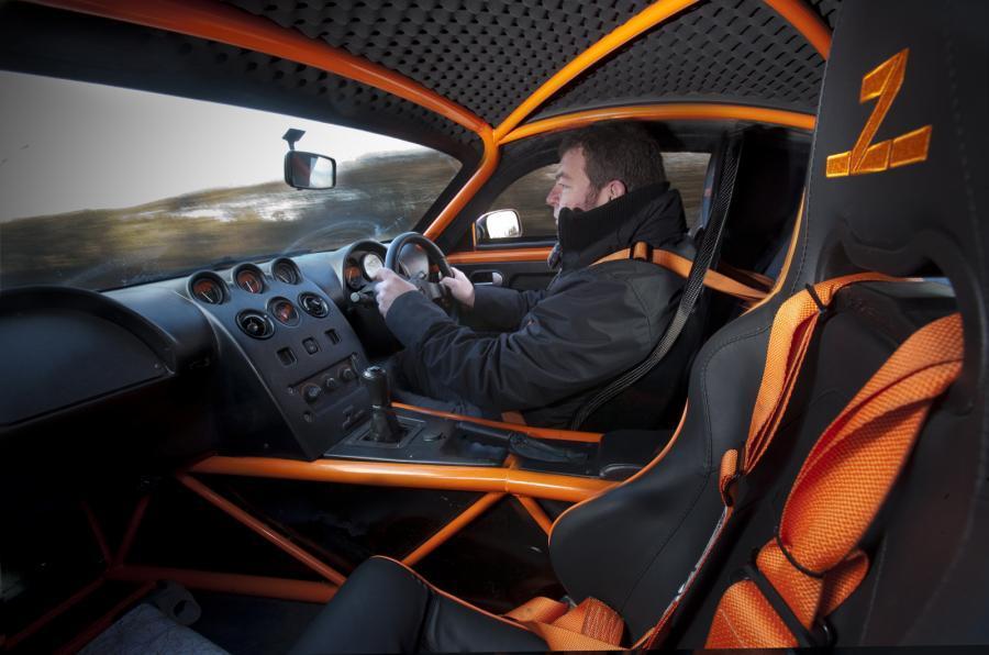 Zolfe Classic GTC4 front seats
